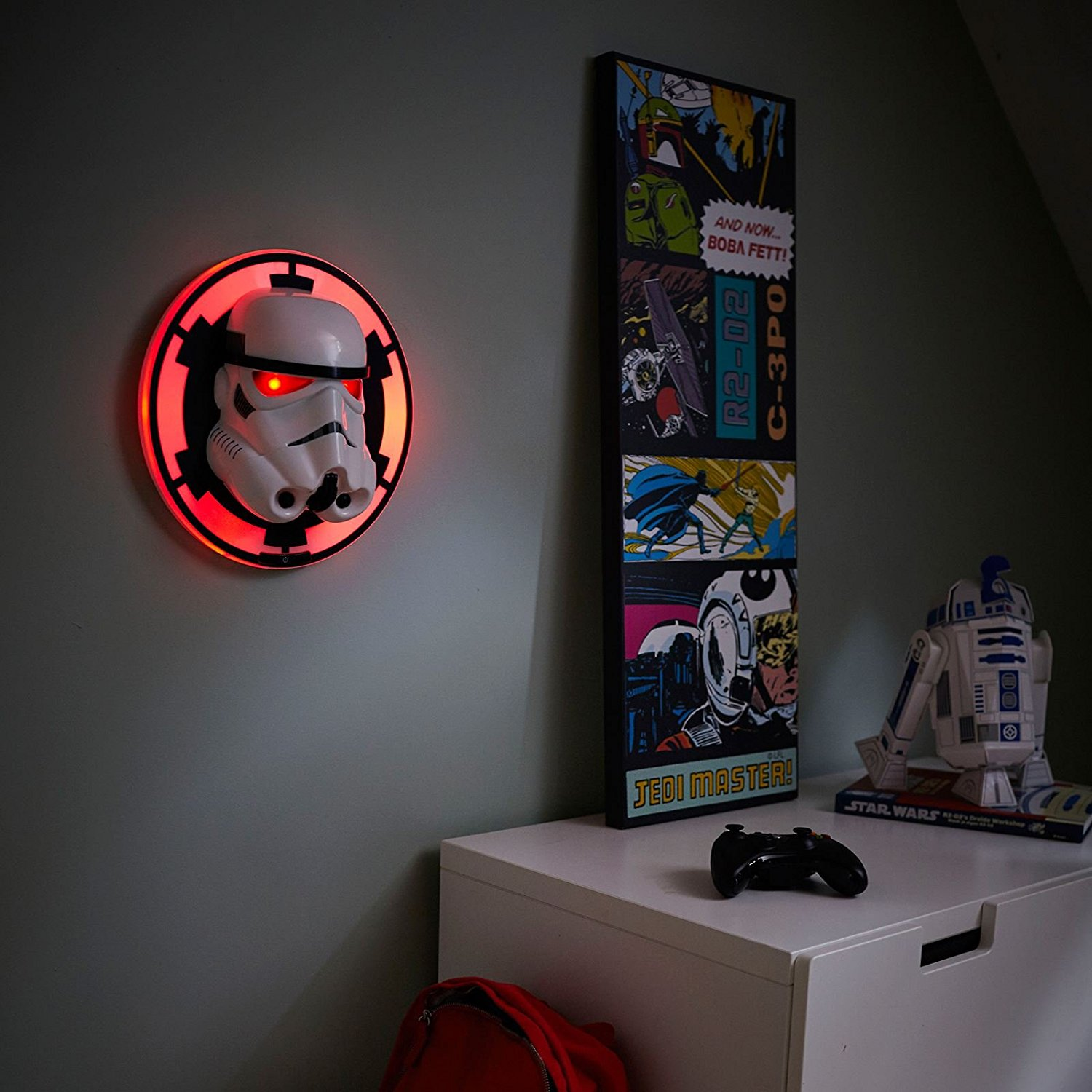 Childrens Wall Night Lights Children 39s Character Wall Night Lights Marvel Star Wars
