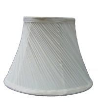 """Classic 12"""" Mushroom Swirl Pleated Ceiling Table Lamp ..."""