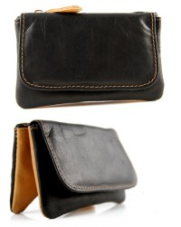 Mens - Ladies Soft Genuine Leather Coin Purse - Card ...