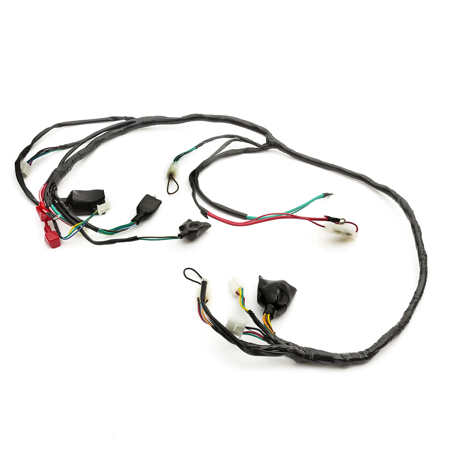 chinese scooter wiring harness