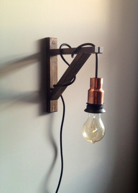 Leselampe Bett Diy West Elm Copper Light - Storefront Life
