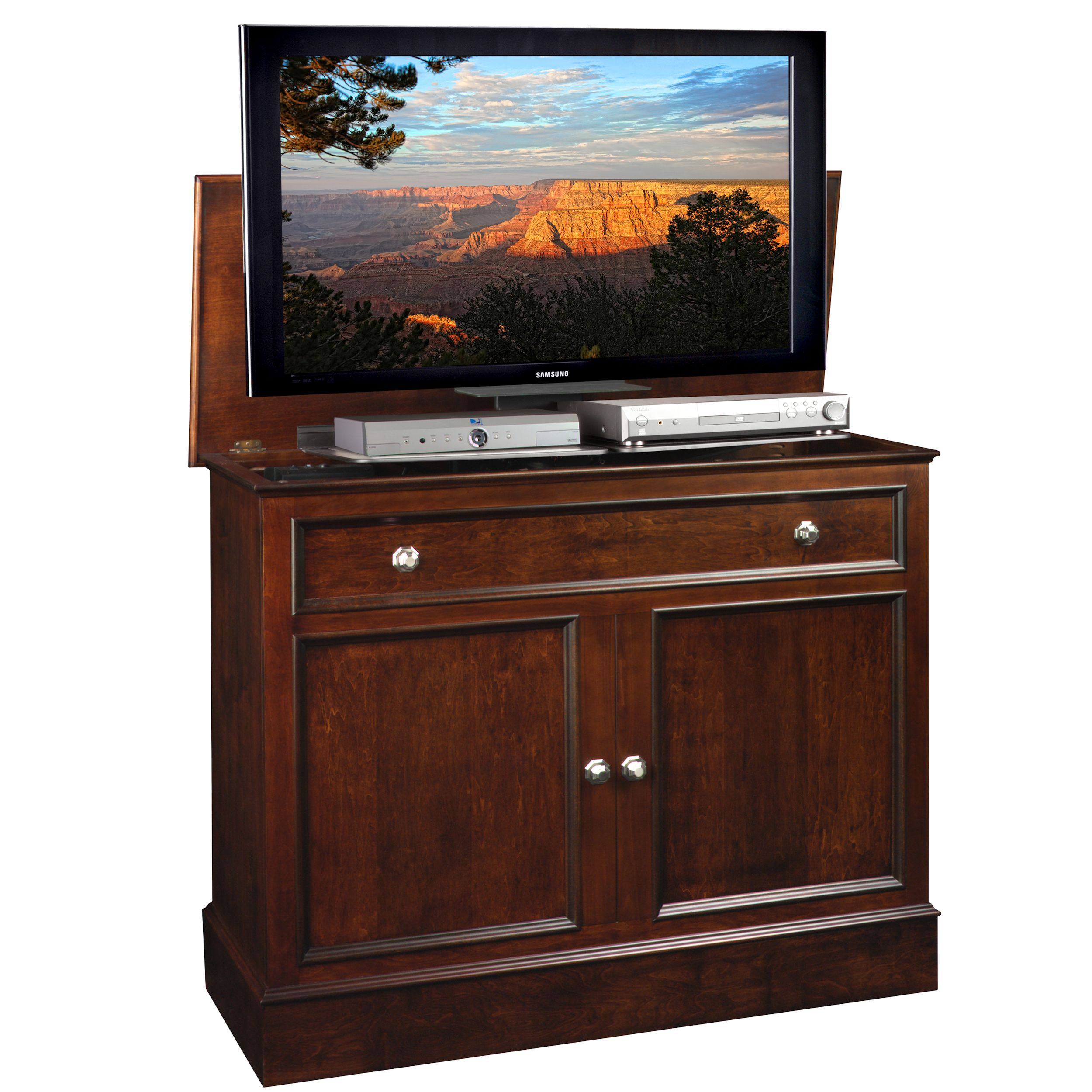 Tv Lift Cabinet Australia Traveler Tv Lift Cabinet