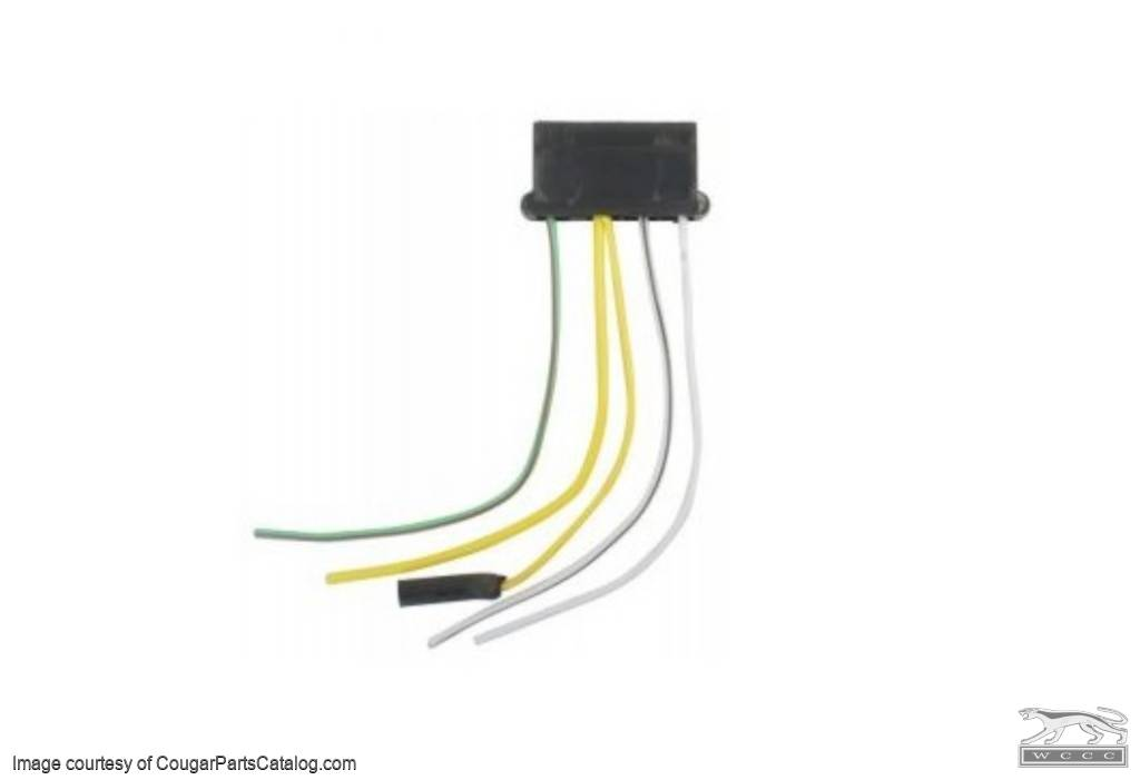 1973 ford mustang wiring harness