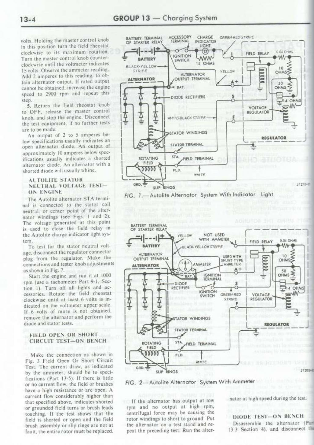 1968 ford mustang shop wiring diagram