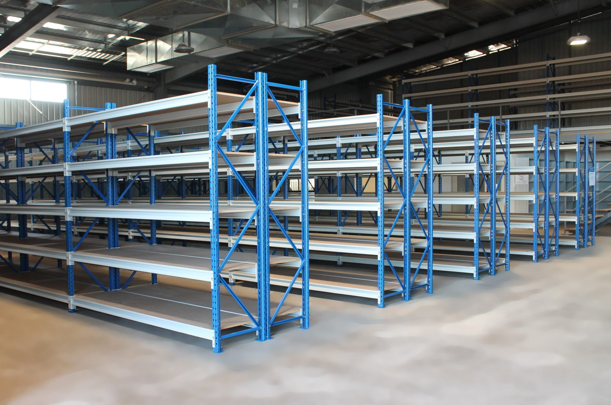 Shelving Adelaide Longspan Shelving Supplier In Australia Storeplan