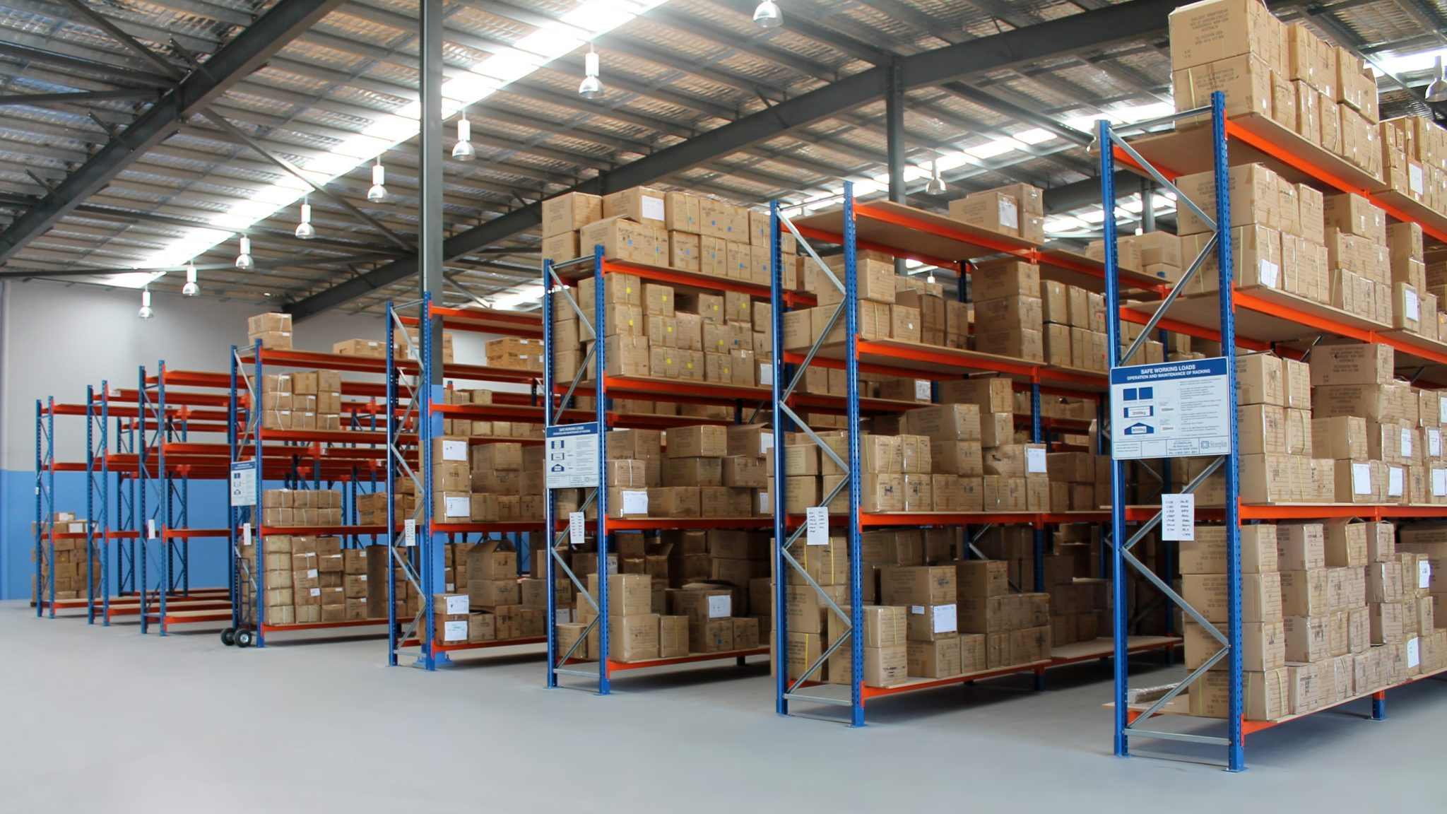 Warehouse Website Industrial Storage Solutions In Australia Storeplan