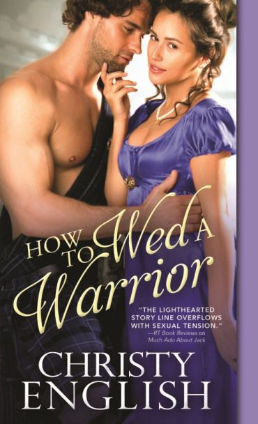 How to Wed a Warrior cover