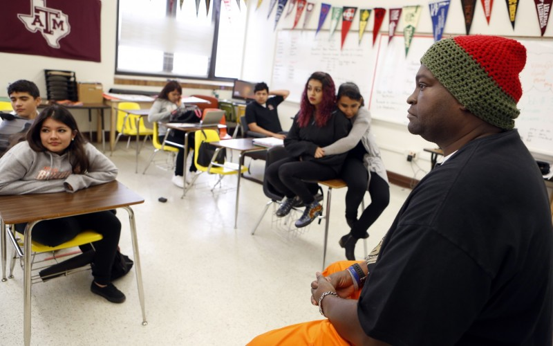 In This Dallas School, A Safe Space For Homeless Kids American