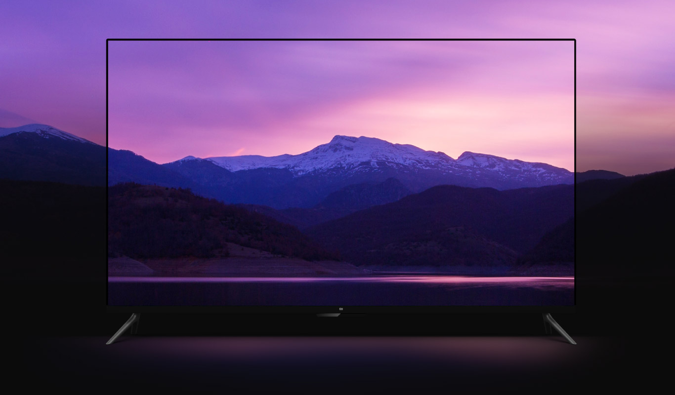 Tv 4 Mi Led Tv 4 The Smartest Tv Of Them All Only On Flipkart