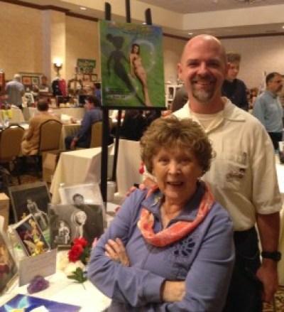 Margaret Kerry & Me