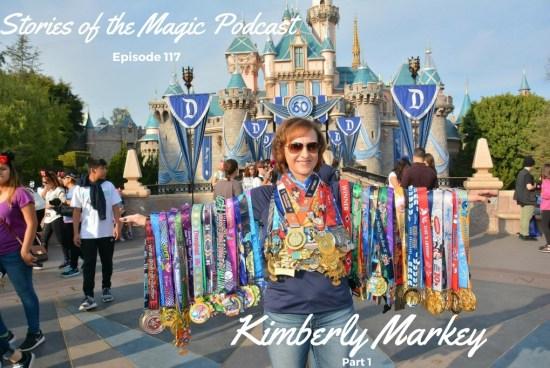 Kimberly Markey & 100 Medals