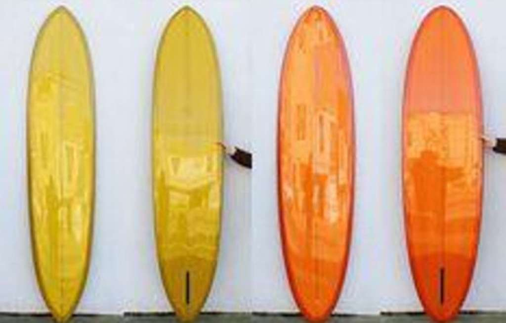 The guide to your first surfboard The perfect board to learn how to