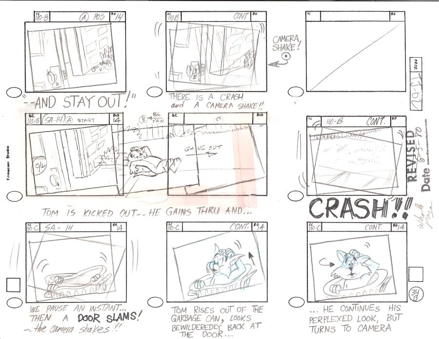 Storyboard Template - Storyboard Artists