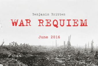 Season 50: Spring 2016—Benjamin Britten's War Requiem