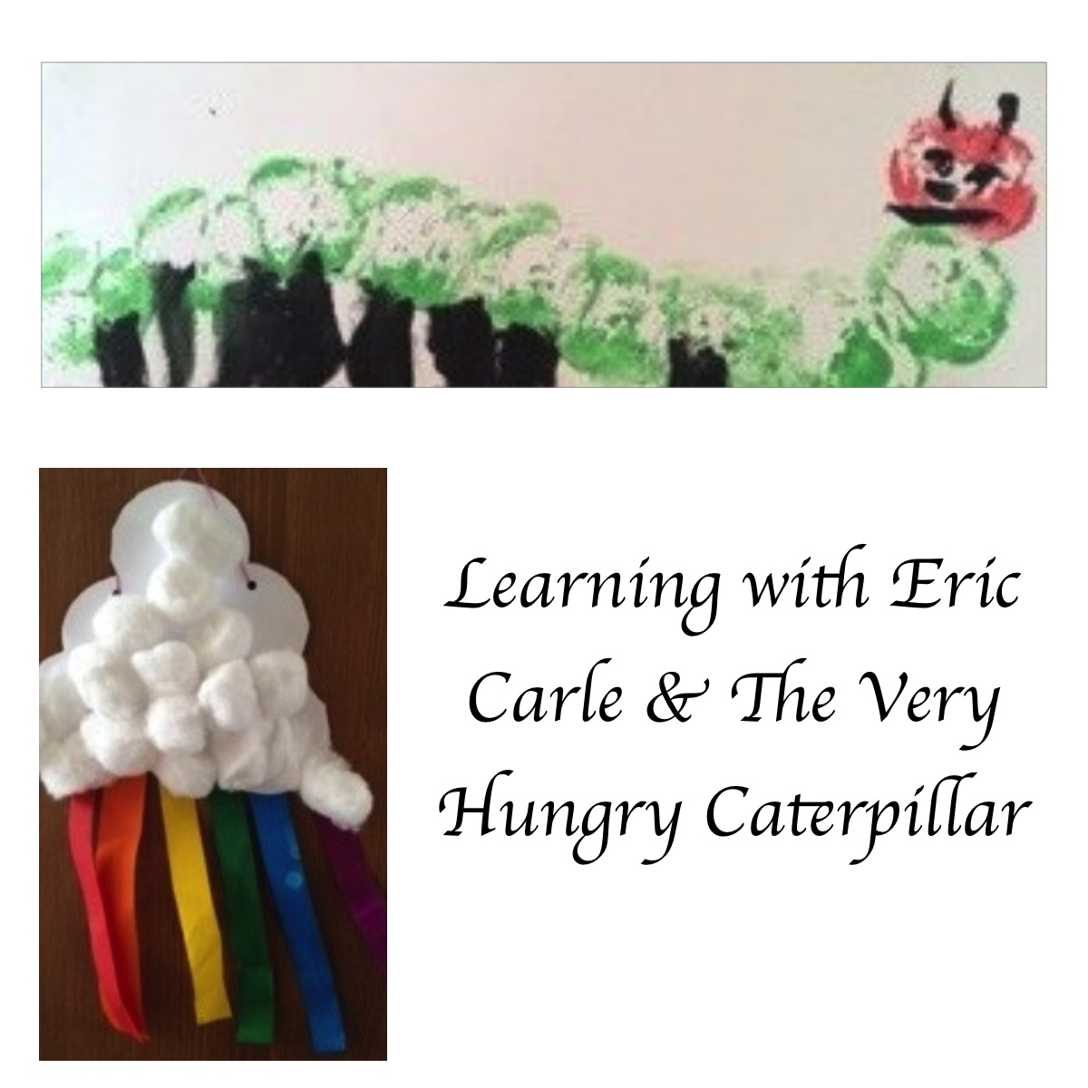 Learning with Eric Carle & The Very Hungry Caterpillar