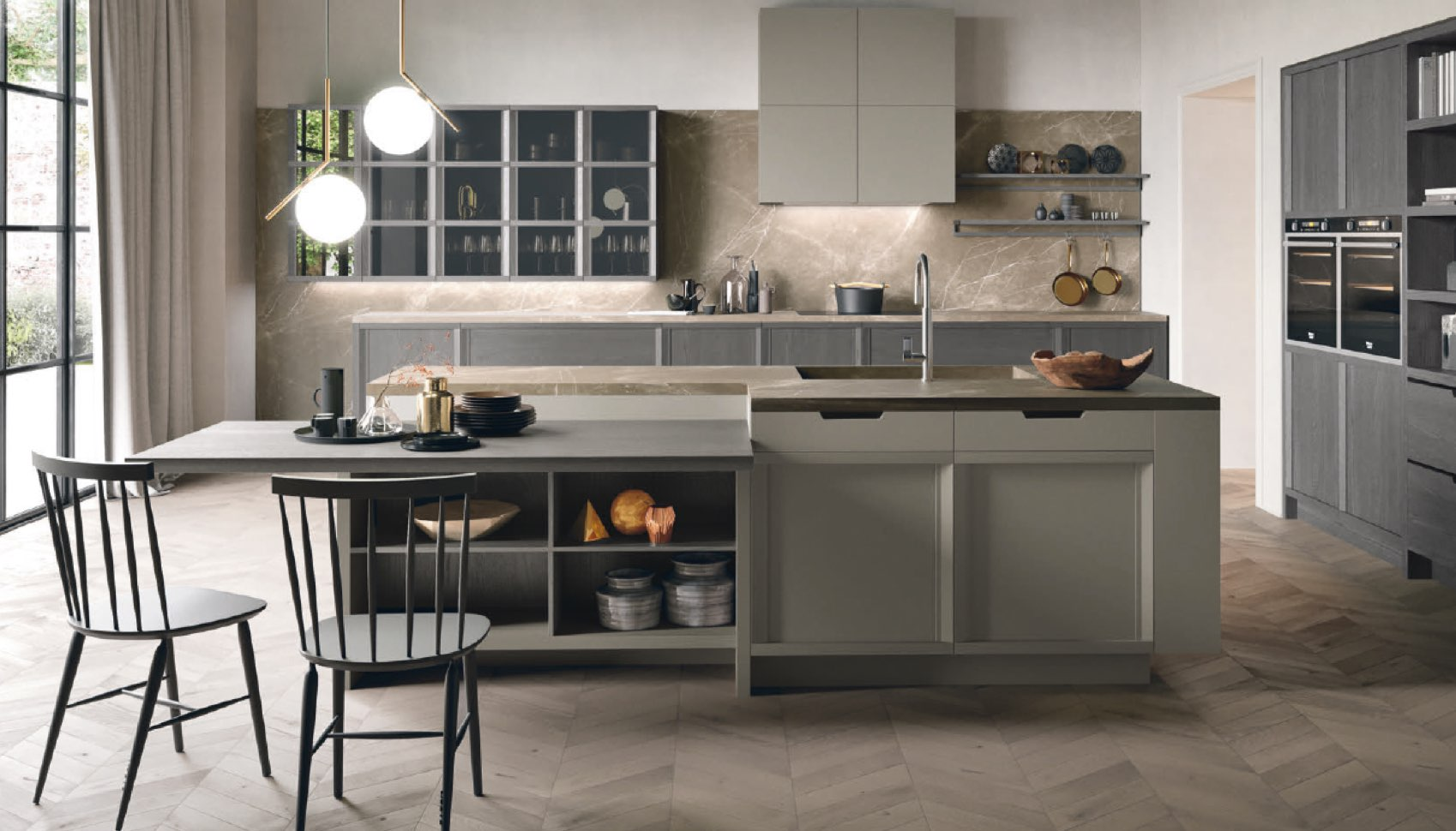 Cucina Americana Palermo Stosa Cucine Modern And Classic Kitchens For Over 50 Years
