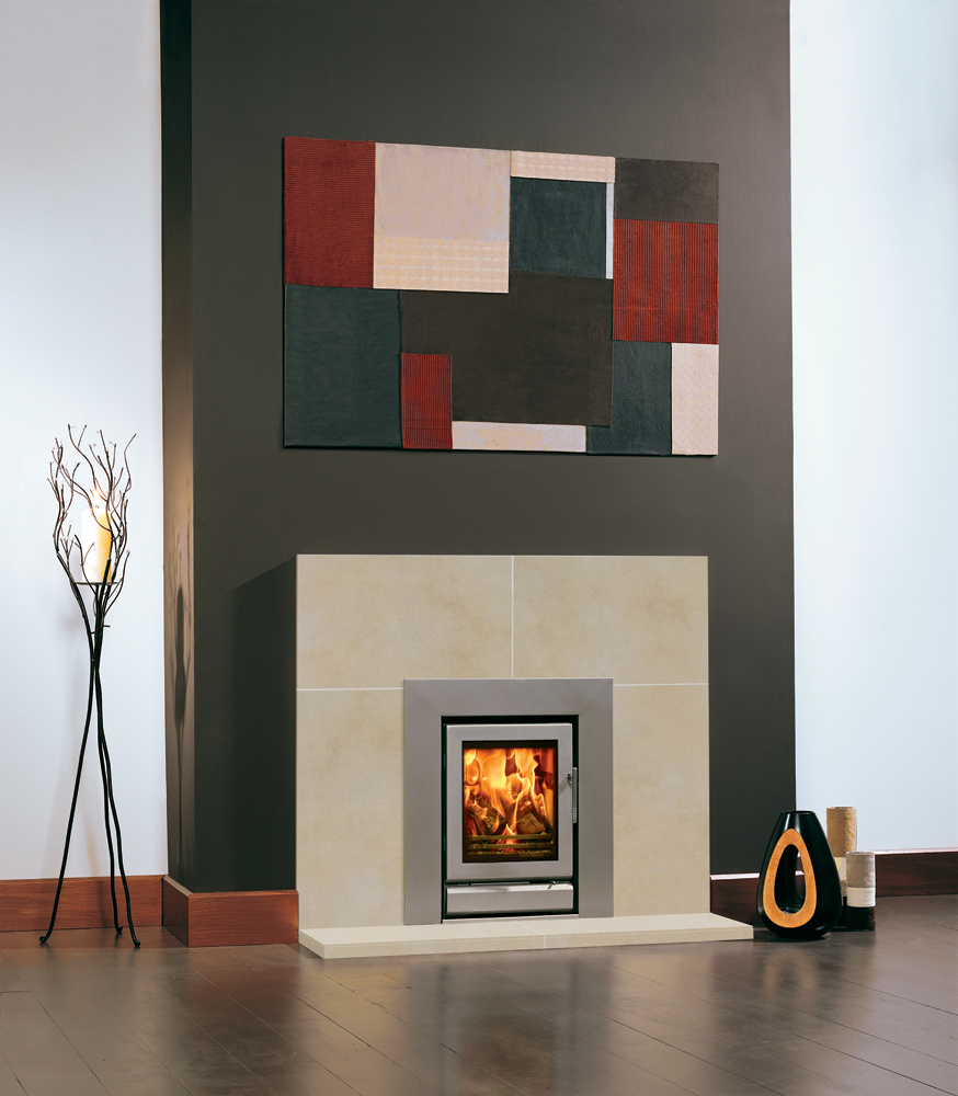 Riva 40 Wood Burning Inset Fires Multi Fuel Inset Fires