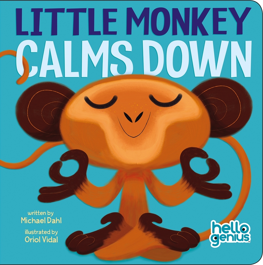 Little Monkey Calms Down - Capstone Publishing - Capstone Publishing