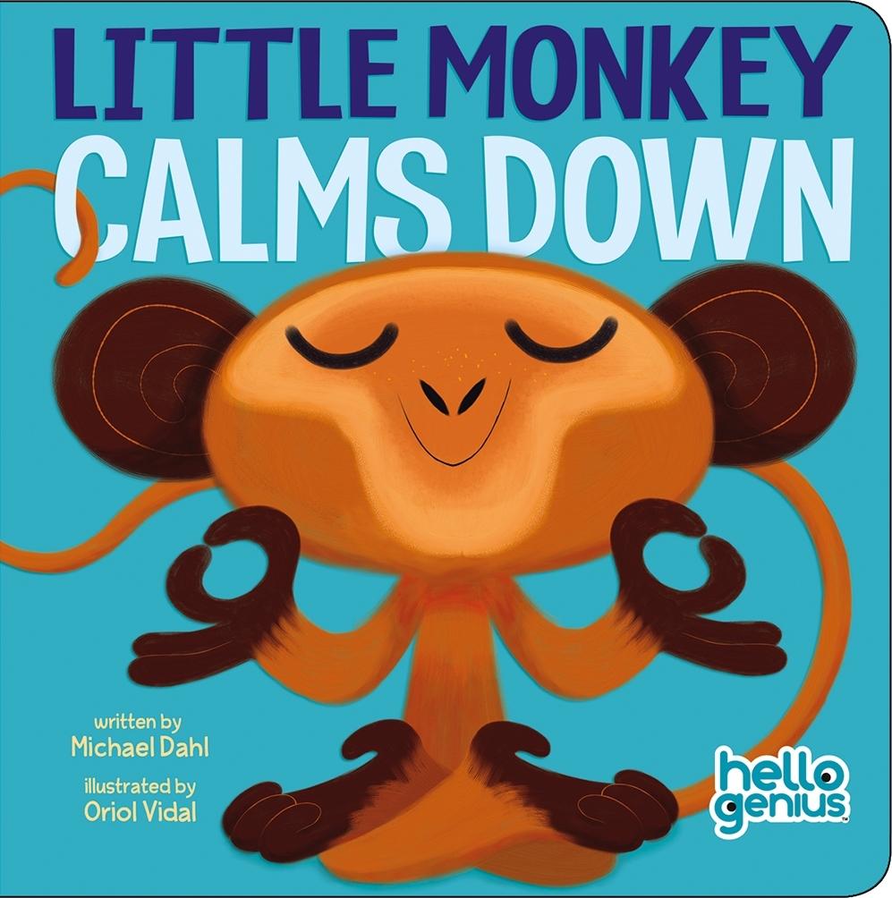 Little Monkey Calms Down - Capstone Publishing - capstone publishing