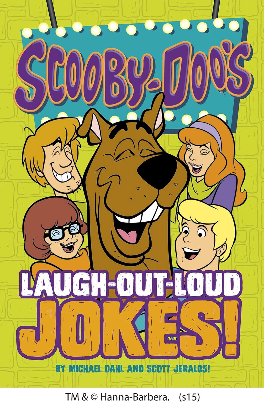Scooby-doo\u0027s Laugh-out-loud Jokes! - Capstone Publishing - capstone publishing