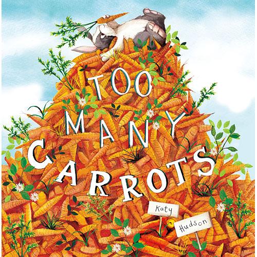 Too Many Carrots - Capstone Publishing - capstone publishing