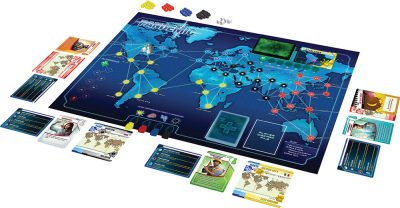Pandemic Board Game - Geppetto's Toys - Everest Wholesale