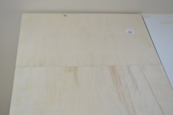 kreg jig fridge panel