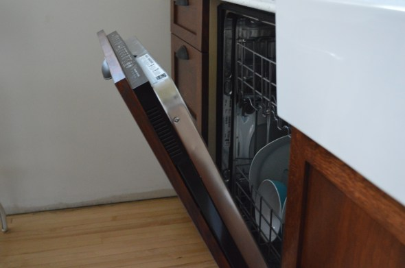 ikea panel-ready dishwasher