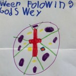 We are following God's way