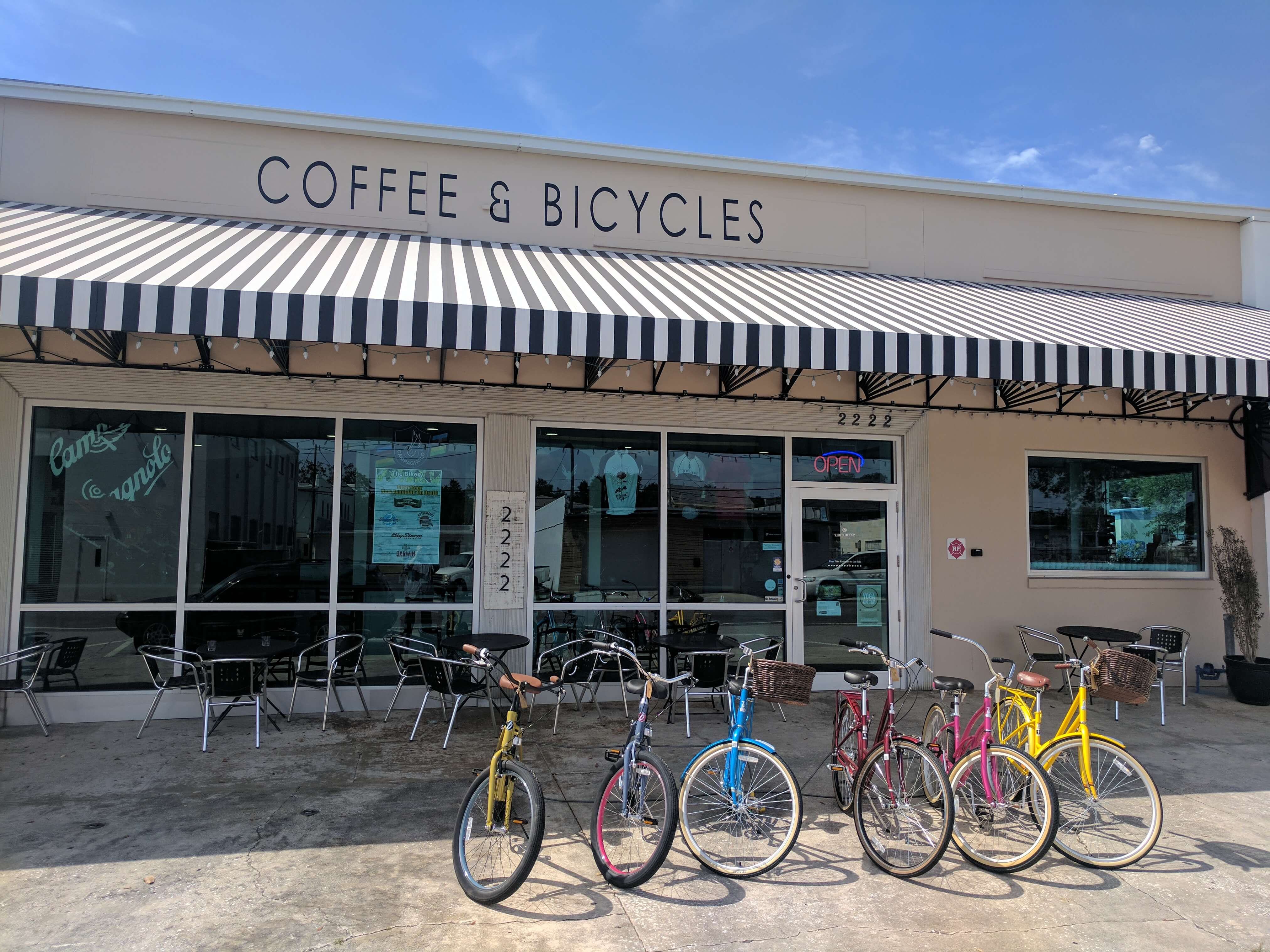 Bike Shop Tampa Fl The Twelve Best Coffee Shops In Tampa St Pete Coffee Tour