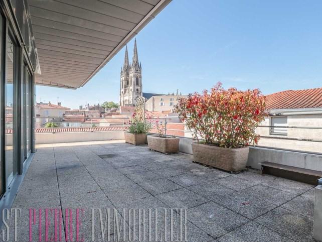 residence monte bello niort appartement grande terrasse parking