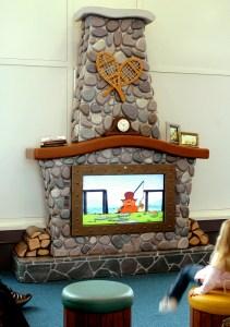 YVR Fireplace