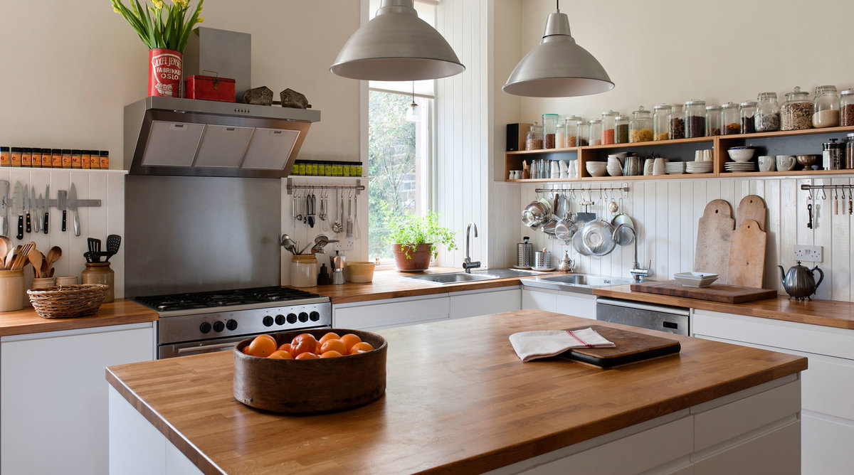 How To Pick The Right Material For Your New Kitchen Countertops