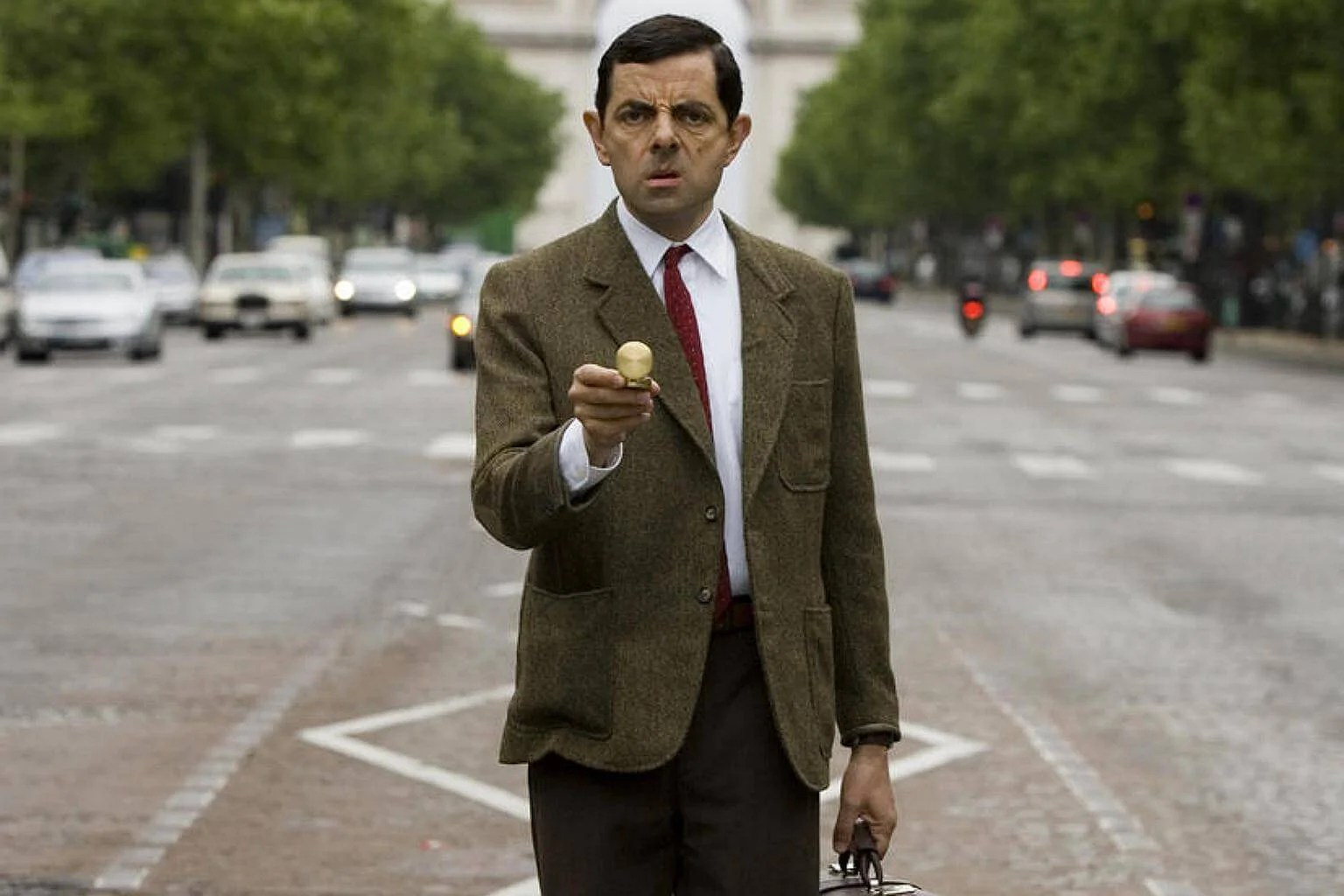 Mr Bean Rowan Atkinson To Appear As Mr Bean In His First Chinese Film