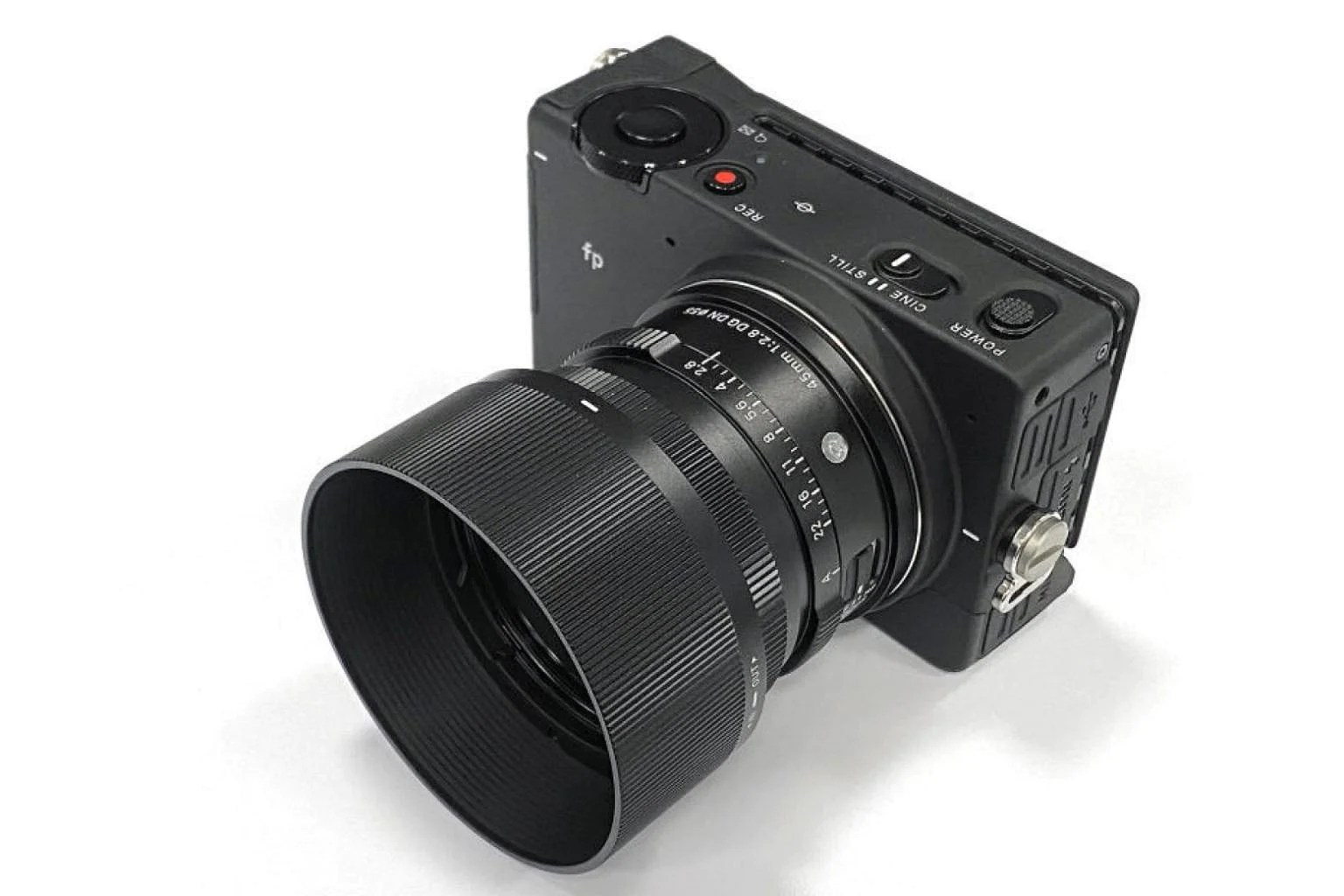 Full Frame Foveon Tech Review Sigma Fp Is Targeted At Videographers Cameras