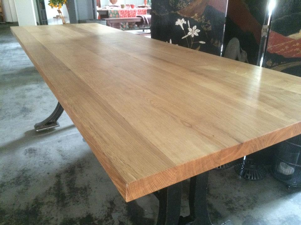 Tisch Maßgeschneidert Industriedesign