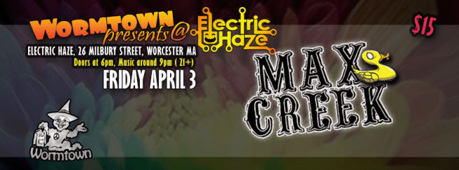 ElectricHaze-MaxCreek
