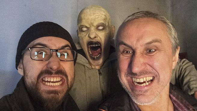 Андрей Загидуллин (режиссёр), Морок и  Ренат Загидуллин (актёр)
