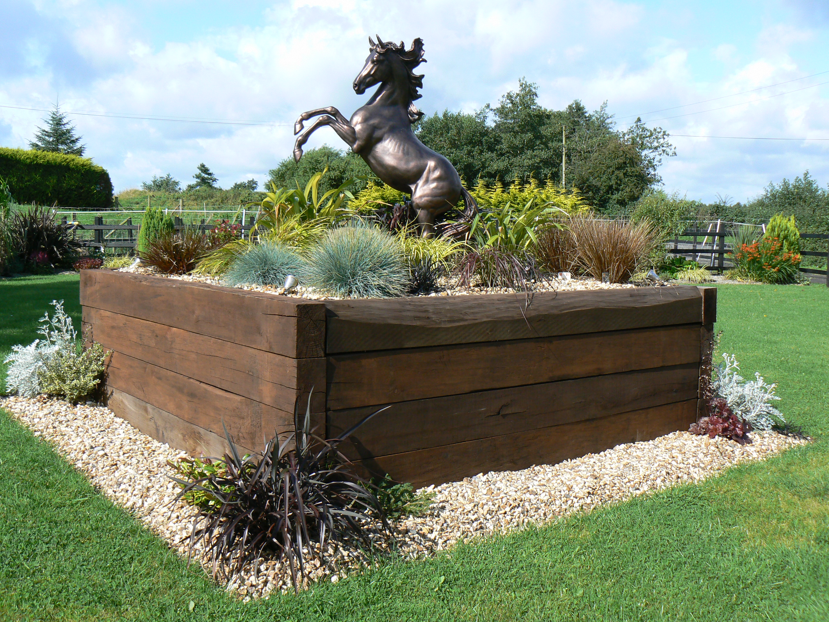 Using Railway Sleepers For Raised Vegetable Beds Sleepers The Strata Group Railway Sleepers Solid Fuels