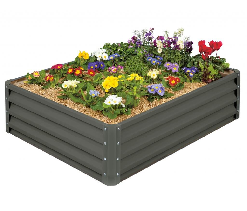 Colorbond Raised Garden Beds Stratco Home Stratco Usa