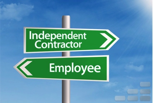 Independent Contractors vs Employees - Whats the difference - differences employee independent contractor