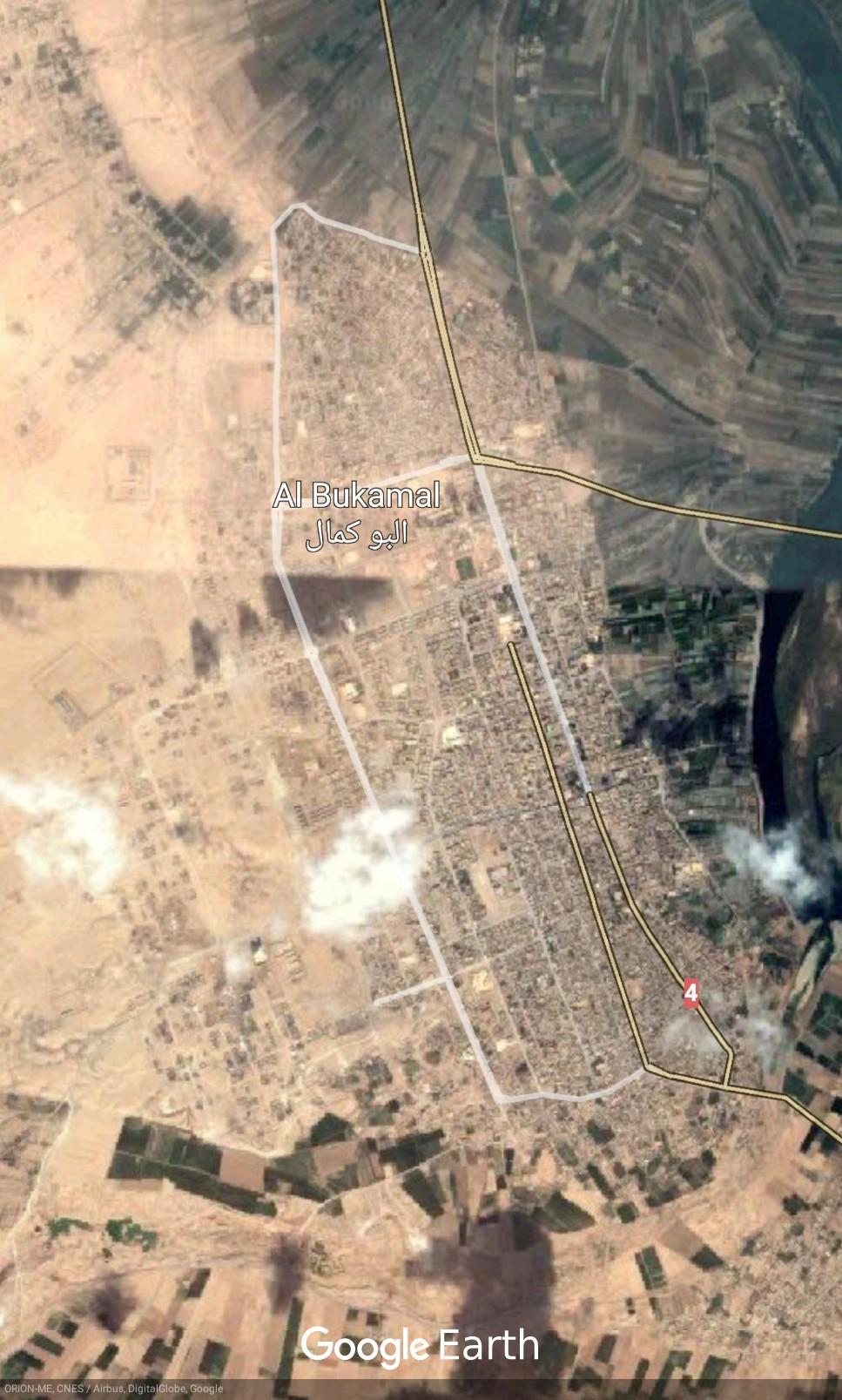 Syrie : les forces alliées de Damas progressent à Abou Kamal et subissent une intense guerre électronique 27