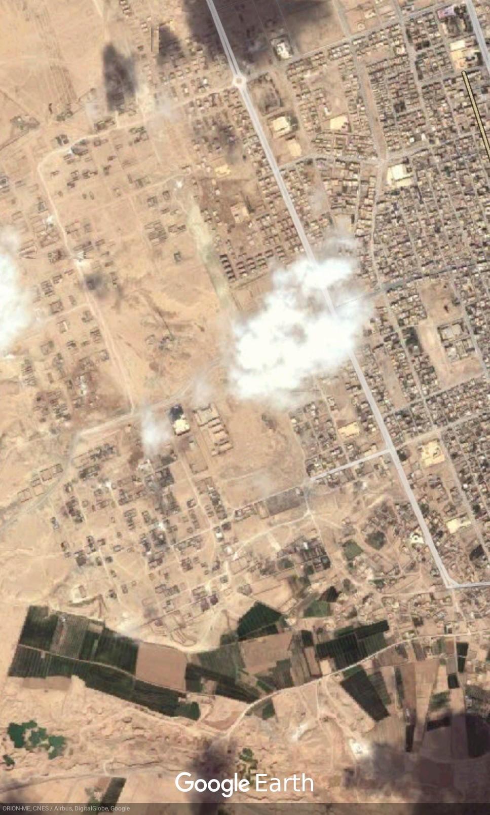 Syrie : les forces alliées de Damas progressent à Abou Kamal et subissent une intense guerre électronique 26