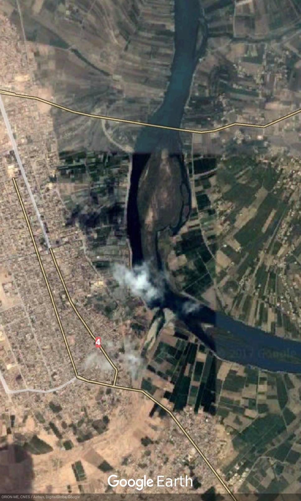 Syrie : les forces alliées de Damas progressent à Abou Kamal et subissent une intense guerre électronique 25