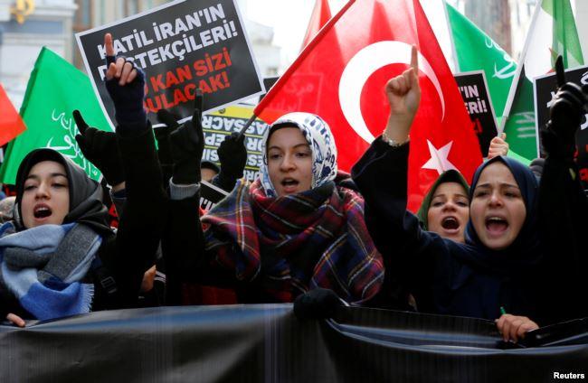 Türkiyə-İran gərginliyinin səbəbi: