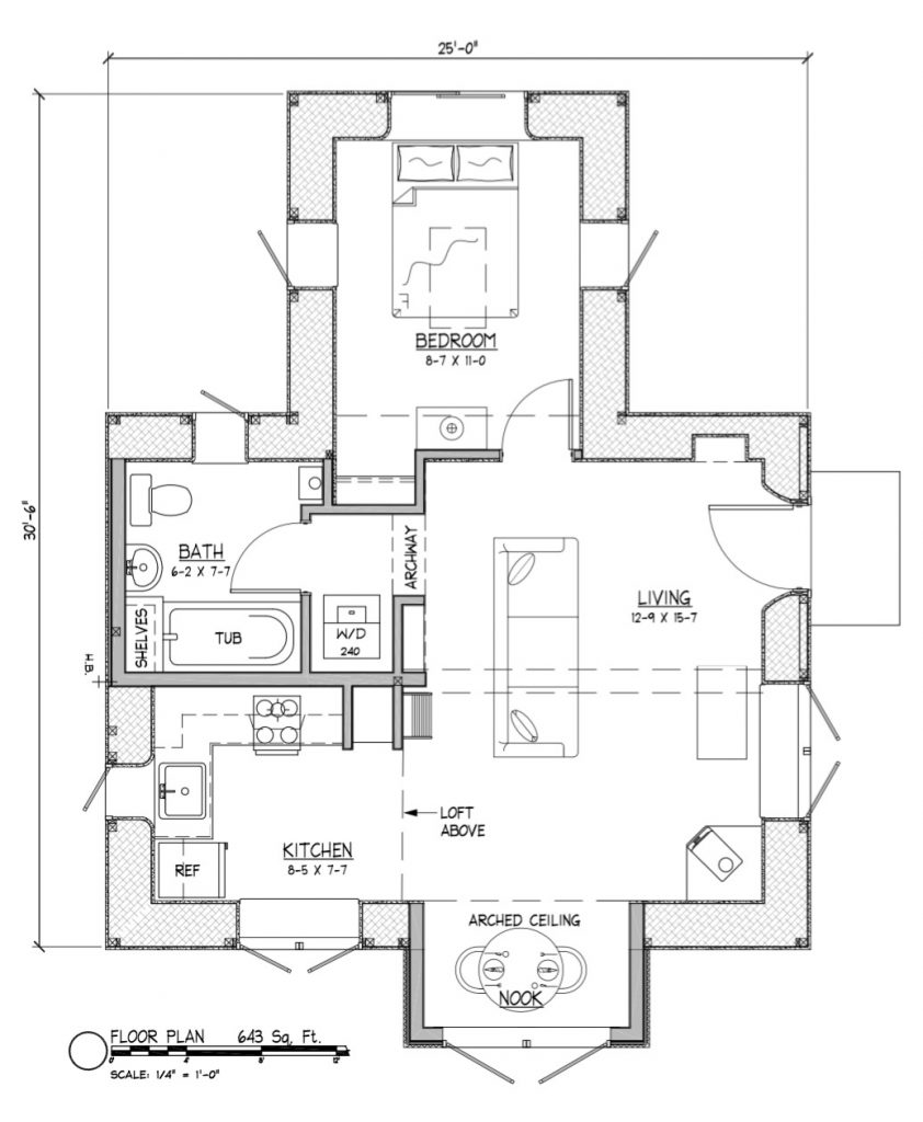 electrical drawing for house