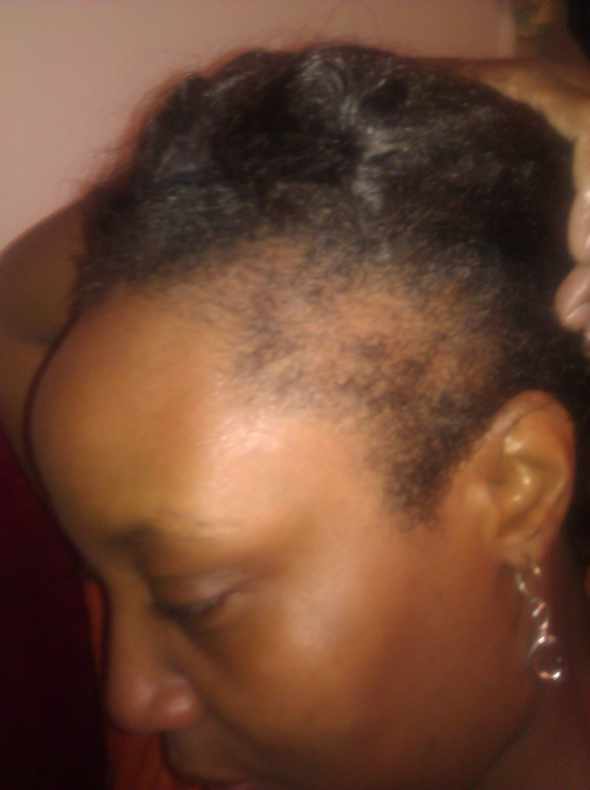 Black Mango Bed Heads Coli Ladies What 39s Worse A Bad Hairline Or Short Man