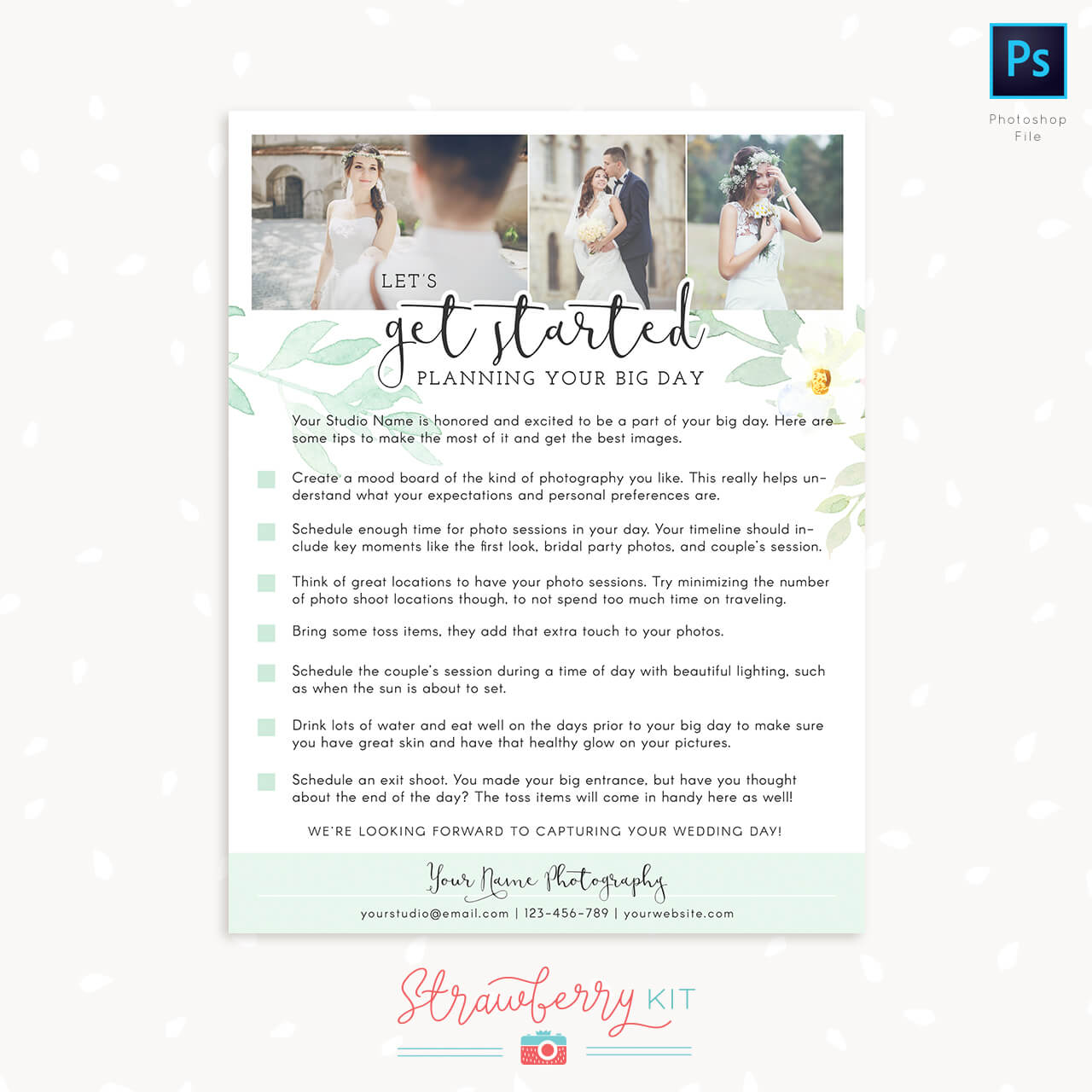 Fullsize Of Wedding Photography Checklist