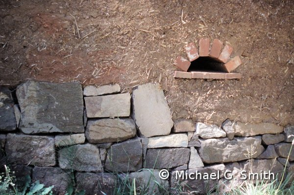Ovens Masonry And Foundations - Straw Clay Wood