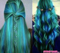 Amazing Aurora Borealis Hair Color  StrayHair